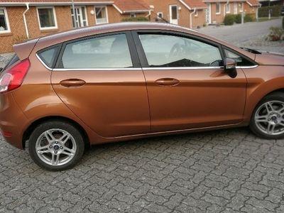 brugt Ford Fiesta 1.0 125 HK Titanium