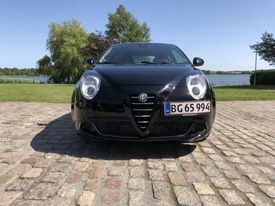 gebraucht Alfa Romeo MiTo 1,3 JTDM Distinctive 95HK 3d