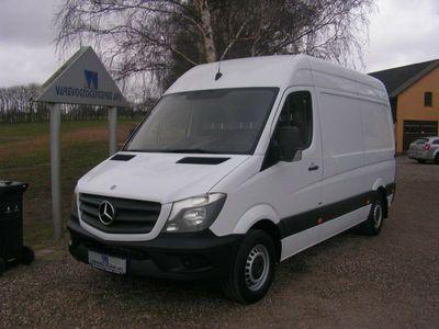gebraucht Mercedes Sprinter 316 2,2 CDi R2 Kassevogn