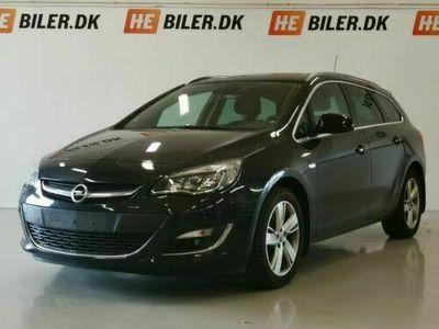 brugt Opel Astra 140 Sport Sports Tourer