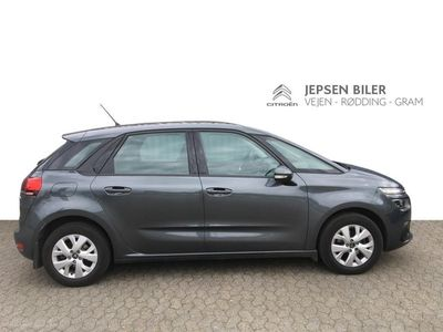 używany Citroën C4 Picasso 1,6 Blue HDi Iconic Limited start/stop 120HK 6g