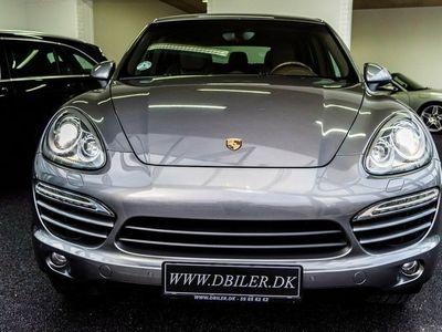 käytetty Porsche Cayenne 3,0 D Tiptr.
