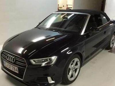 brugt Audi A3 Cabriolet 1,5 Sport 1.5 35 TFSI