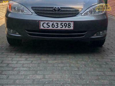 brugt Toyota Camry Sjælden2.4 4cyl. vvti aut.