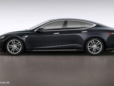 brugt Tesla Model S 85D el EL 4x4 428HK 5d Aut.