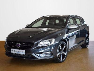 brugt Volvo V60 2,0 D3 150 R-Design aut.
