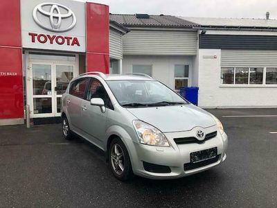 brugt Toyota Corolla Verso 7 pers. 2,2 D-4D Linea Terra 136HK 6g