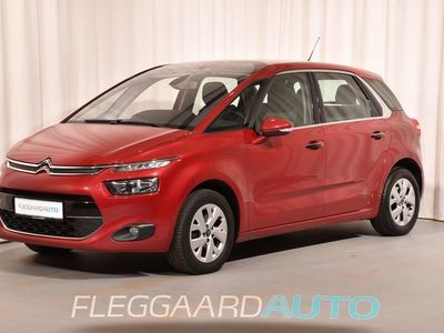 brugt Citroën C4 Picasso 1,6 Blue HDi Intensive EAT6 120HK