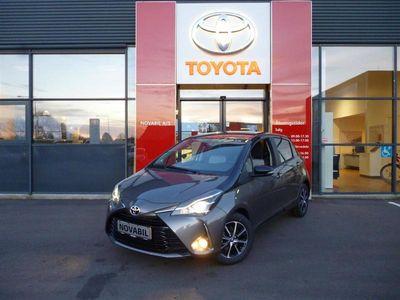 brugt Toyota Yaris 1,5 VVT-I T3 Premiumpakke 111HK 5d 6g A