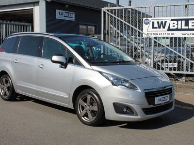 brugt Peugeot 5008 2,0 HDi 163 Allure aut. 7prs