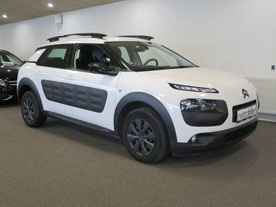käytetty Citroën C4 Cactus 1,6 BlueHDi 100 Challenge