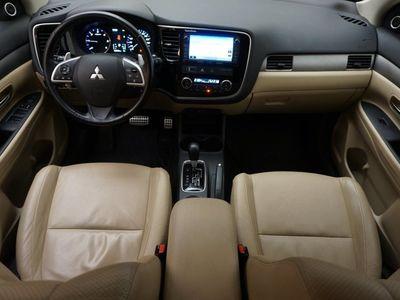 brugt Mitsubishi Outlander 2,2 DI-D 150 Instyle aut. 4WD 7prs
