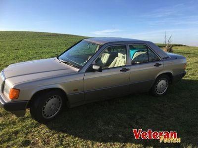 käytetty Mercedes 190 2,6
