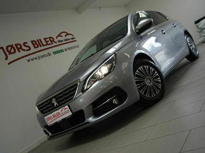 brugt Peugeot 308 1,6 BlueHDi 120 Selection Sky EAT6