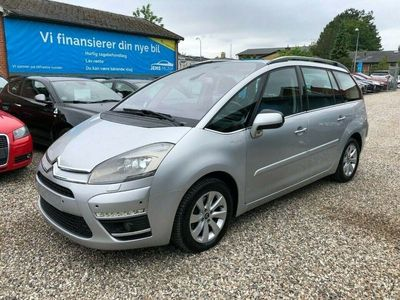 brugt Citroën Grand C4 Picasso 2,0 HDi 150 Exclusive