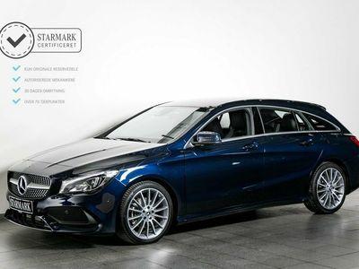 käytetty Mercedes CLA200 1,6 SB aut.