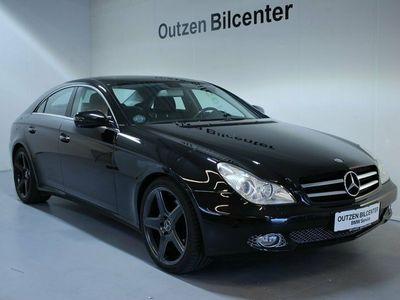 usado Mercedes CLS350 3,5 CGi aut.