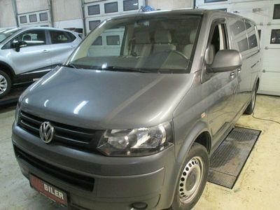 brugt VW Transporter 2,0 TDi 114 Kassev. lang BMT