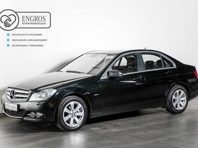 used Mercedes C220 2,2 CDi aut. BE