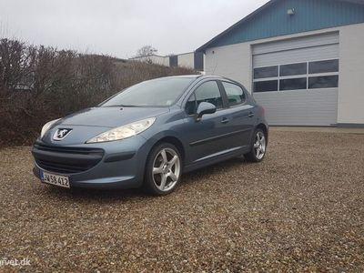 brugt Peugeot 207 1,6 HDi 5d 109HK 5d