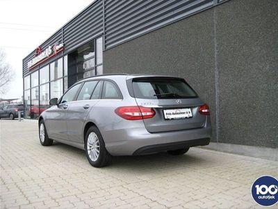 brugt Mercedes C200 CT 1,6 D 7G-Tronic Plus 136HK Stc 7g Aut.