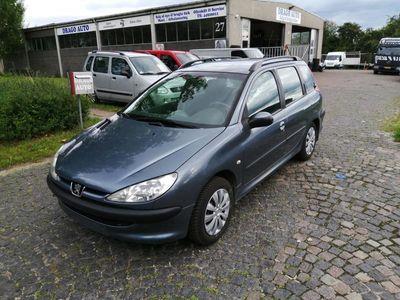 brugt Peugeot 206 1.4 st.car