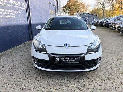 brugt Renault Mégane 1,5 Energy DCI Zen 110HK 5d 6g A++