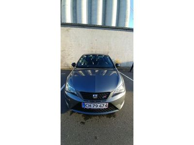 brugt Seat Ibiza 1,8 Cupra