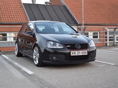used VW Golf 5 GTI