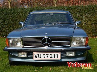 käytetty Mercedes 280 SLC C107