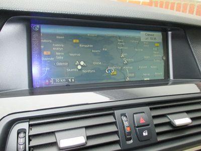 brugt BMW 520 2,0 d Touring Steptronic Performance 184HK st.car aut
