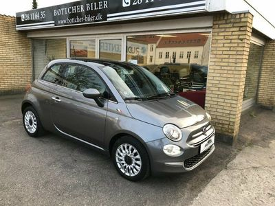 used Fiat 500 0,9 TwinAir 80 Lounge