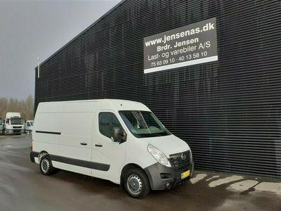 brugt Opel Movano L2H2 2,3 BiTurbo CDTI Start/Stop 163HK Van 6g 2017