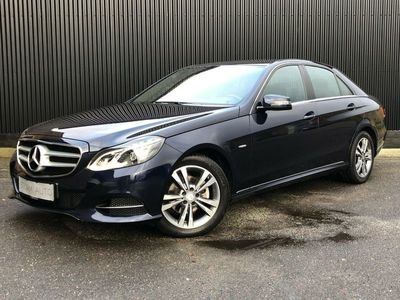 brugt Mercedes E220 2 BlueTEC Edition E aut.