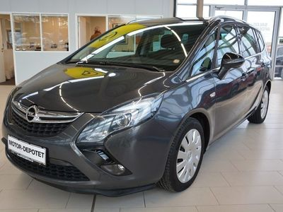 brugt Opel Zafira Tourer 1,4 T 140 Enjoy eco