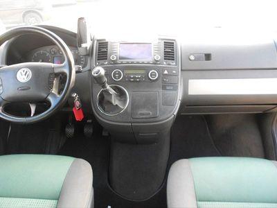 brugt VW Multivan 2,5 TDi 174 Highline 5d