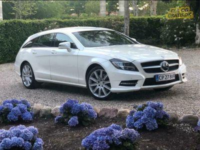 brugt Mercedes CLS350 CDI 3,0 d 4 matic