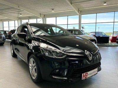 brugt Renault Clio IV TCe 90 Zen ST