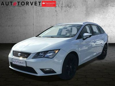 brugt Seat Leon ST 1,6 TDi 110 Style