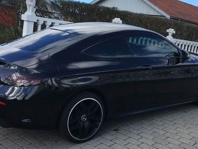 brugt Mercedes C300 Coupe 7g-tronic Plus 2,0