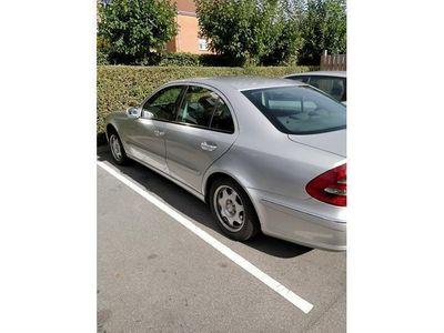 brugt Mercedes E220 2 W211