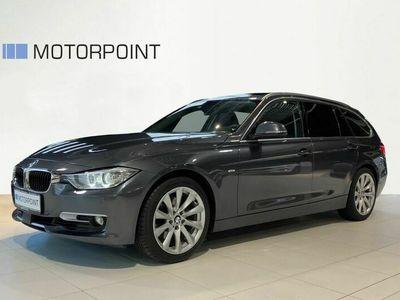 brugt BMW 330 d Touring aut.