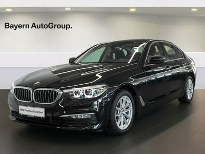used BMW 520 d 2,0 aut.