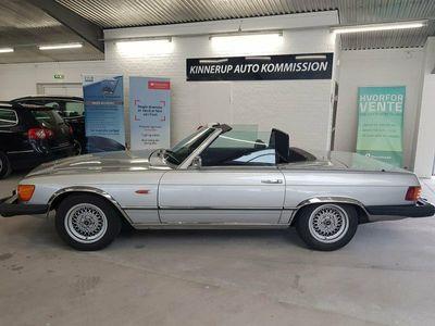 brugt Mercedes SL450