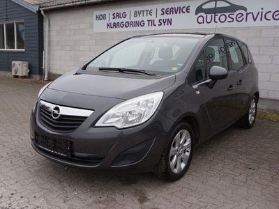 brugt Opel Meriva 1,4 T 120 Enjoy 5d