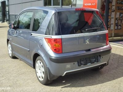 brugt Peugeot 1007 1,4 Dolce 75HK
