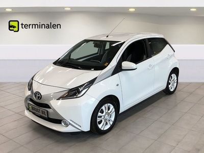 brugt Toyota Aygo 1,0 VVT-i x-pure