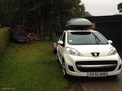 używany Peugeot 107 1,0 Comfort Plus 2 Tronic 68HK 5d