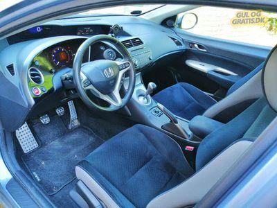 brugt Honda Civic Perfekt kørendesælges