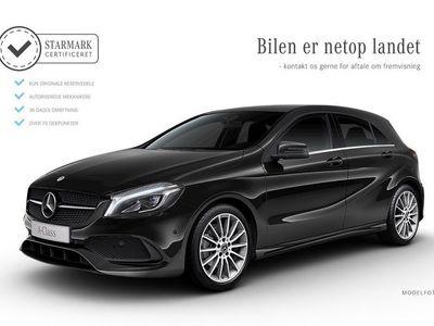 käytetty Mercedes A200 1,6 Edition aut.